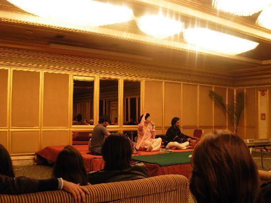 Pearl Continental Hotel Bhurban: Folk Music Show