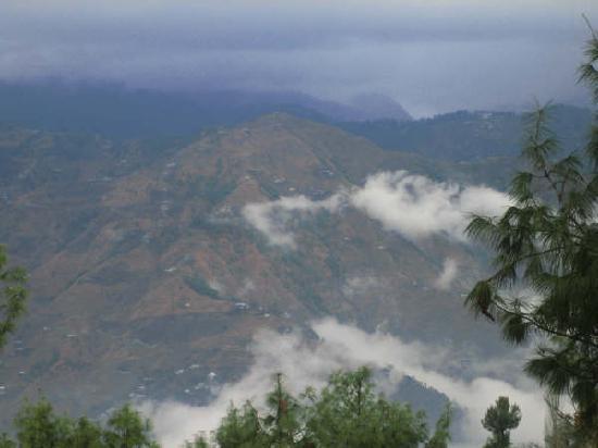 Bhurban, Pakistan: Our beautiful view