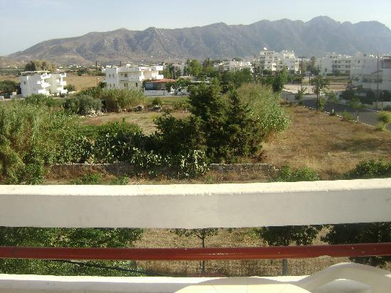 Stergia Apartments: The building across is Stergia2. ad thats a view fro Stergia 1 x