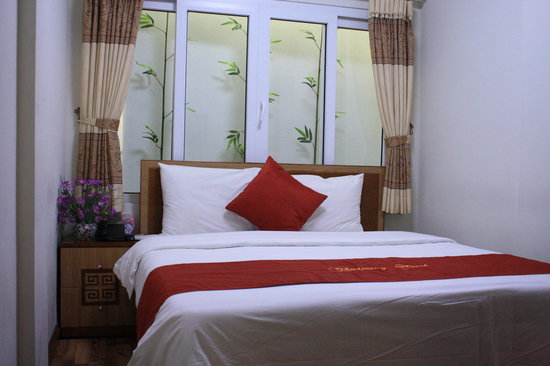 Hanoi Charming Hotel: 1 Double bed room