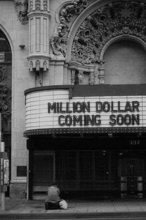 Million Dollar Theater : Los Angeles