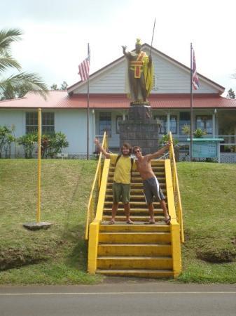 คาเปา, ฮาวาย: Kamehameha I, the great!!!