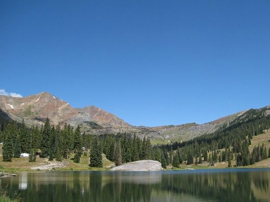 Crested Butte, Колорадо: Irwin Lake