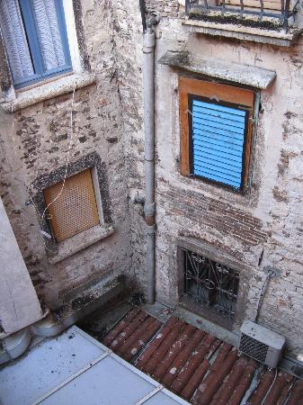 Villa Valdibora: View from the bedroom