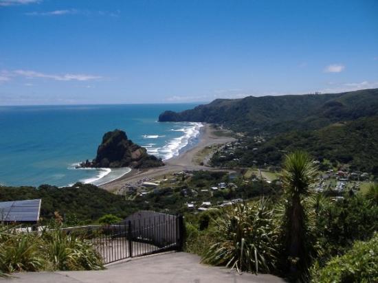 Piha Beach: Piha-NZ