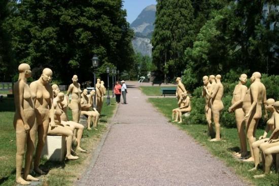 บาดรากาซ, สวิตเซอร์แลนด์: Bad Ragaz