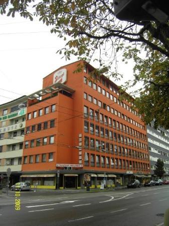 Hotel Garni Evido