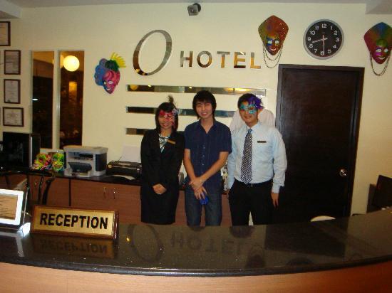 O Hotel: staff