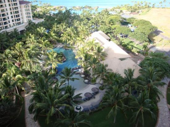 Marriott Ko Olina Beach Club: The nice lagoon and pool