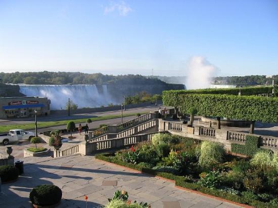 น้ำตกไนแอการา, แคนาดา: Niagara Falls, Ontario