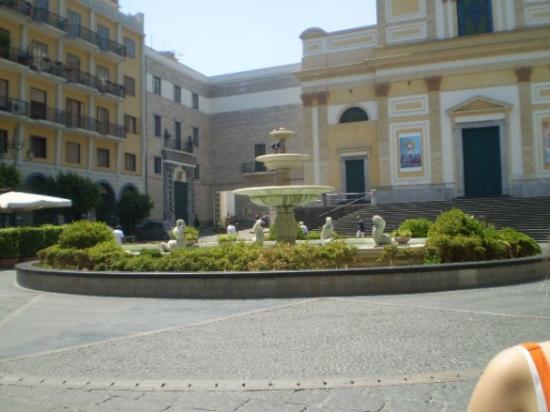 Кава-де-Тиррени, Италия: Fontana