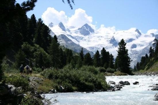 Sils im Engadin, Switzerland: Sils Maria - Svizzera