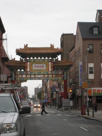 Philly Chinatown Gate Picture Of Philadelphia Pennsylvania Tripadvisor