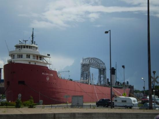S.S. William A. Irvin Ore Boat Museum: Duluth