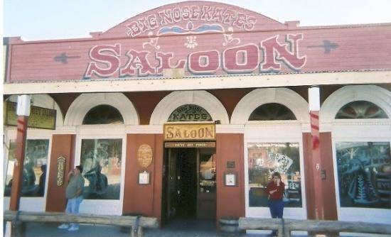 Big Nose Kates Saloon Tombstone Az Great picture if it