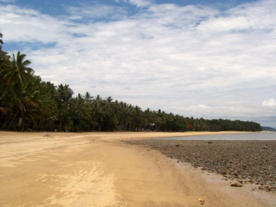 Main beach Dunk Island