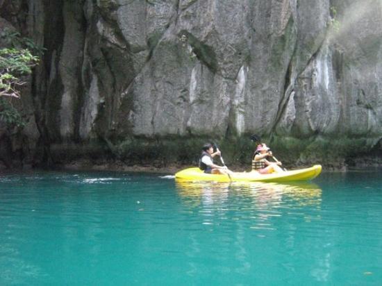 El Nido, Philippines: Small Lagoon on Miniloc Island