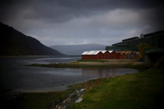Mosjoen, Norveç: Vakre mosjøen...  Foto: Kjell Jakobsen