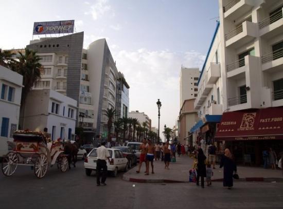 Hammam Sousse, Tunisie : Сус