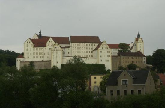 Schloß Colditz in the former East Germany