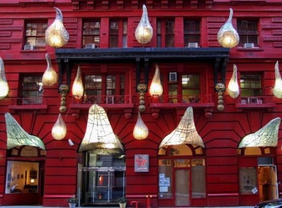 Gershwin Hotel New York Booking