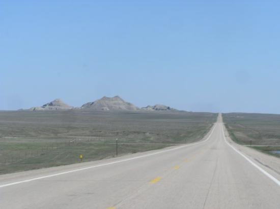 ‪‪Redig‬, ‪South Dakota‬: The LONG road to North Dakota!‬
