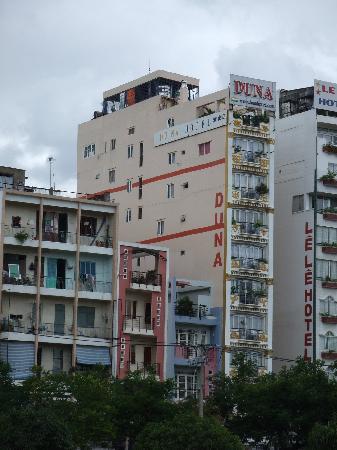 Duna Hotel: 全景