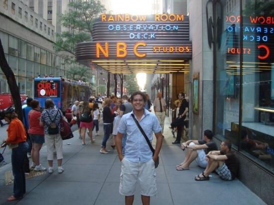 The Tour at NBC Studios: Nueva York, Nueva York, Estados Unidos