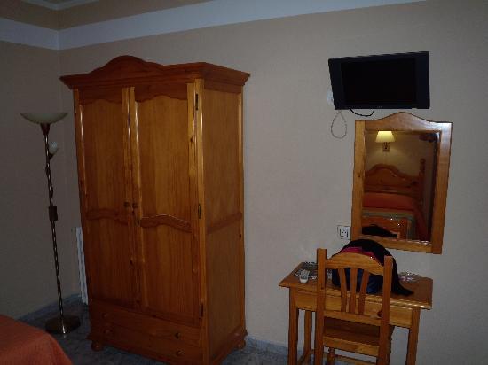 Hostal Real: habitación 2