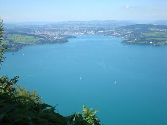 Burgenstock, Schweiz: in der Schweiz 2008