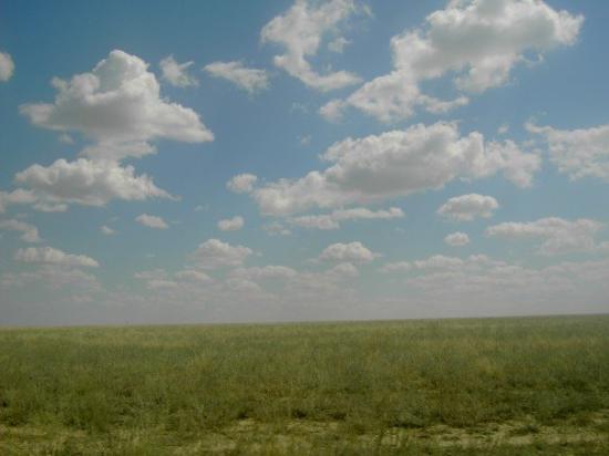 Atyrau, คาซัคสถาน: Kazakhstan plains