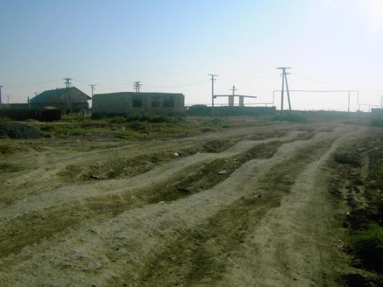 Atyrau, คาซัคสถาน: Even more great roads in Kazakhstan
