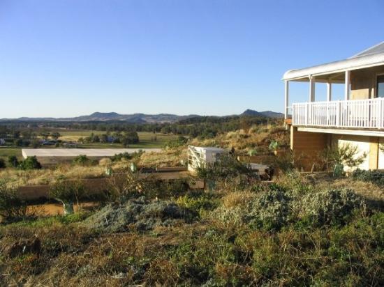 Coonabarabran Australie Mt Bullaway Station Picture Of