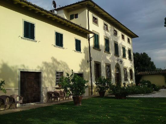 Relais Villa Belpoggio : the villa itself