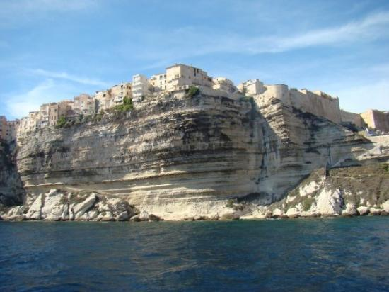 Santa Manza - Photo De Bonifacio  Corse-du-sud