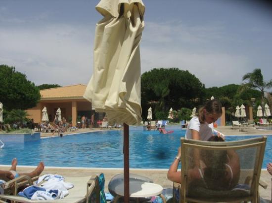 Hipotels Barrosa Garden: pool