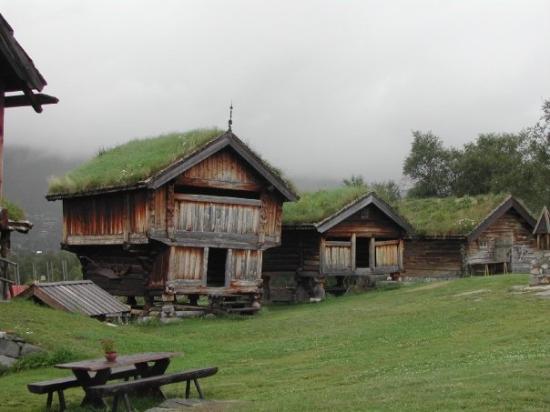 Historical museum, Geilo, Norway