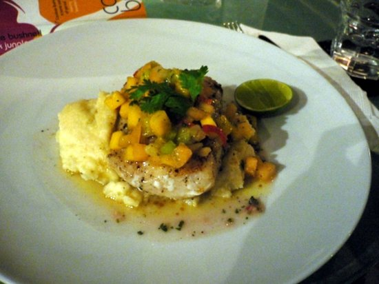 Kuppa : Cod Fish - not fresh enough