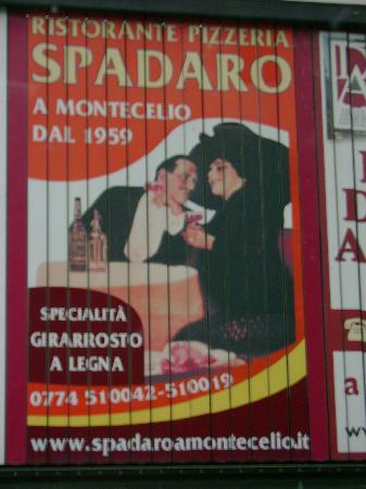 Spadaro: A Montecelio il primo aperto in Italia 1959