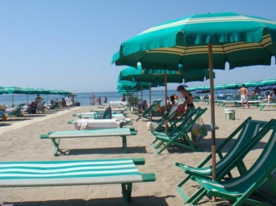 The Beach Forte Dei Marmi Picture Of Forte Dei Marmi