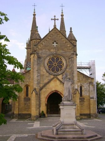 The Collégiale church