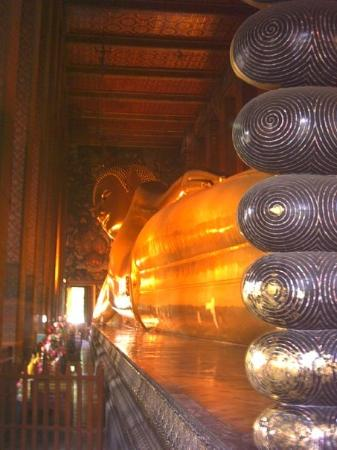 Reclining Buddha - Wat Po - Picture of Temple of the ...