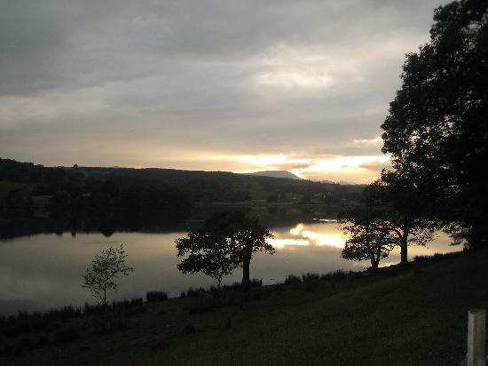Lynwood Guest House: I colori del Lake District al tramonto