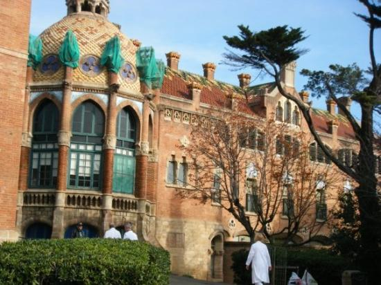 Recinte Modernista de Sant Pau: Hospital Sant Pau