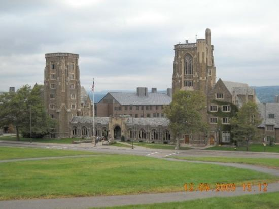 A student dorm - Picture of Cornell University, Ithaca ...  A student dorm ...