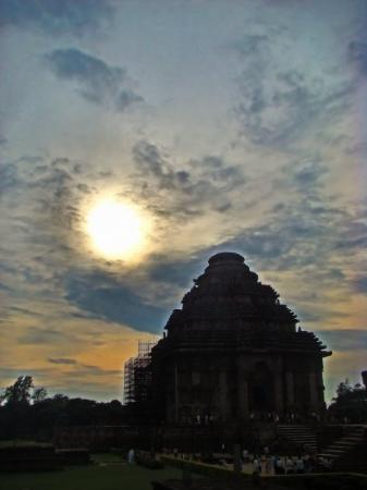 Puri, India: The Black Pagoda