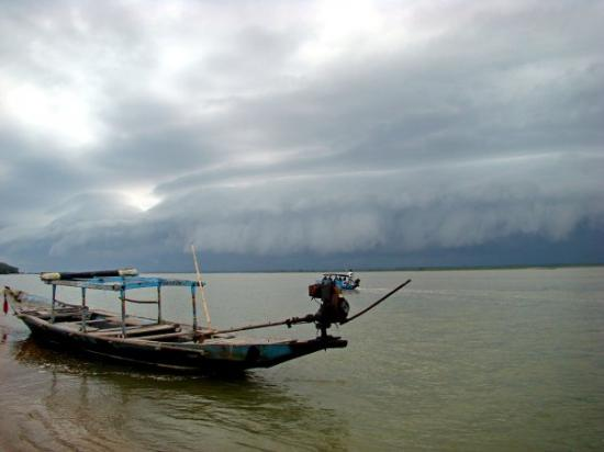 Puri, India: ¿ Tsunami ?