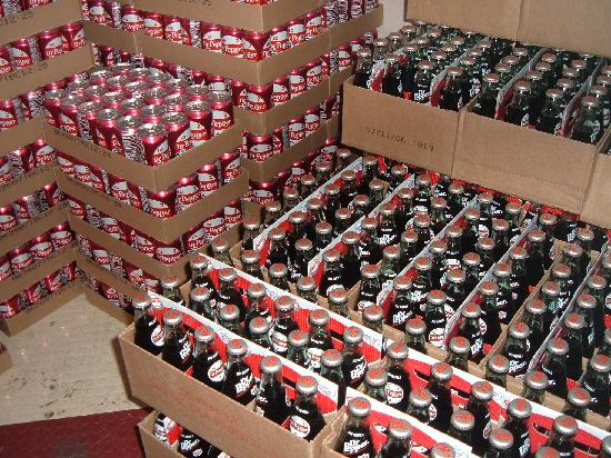 Dr Pepper Museum: Number 1 soft drink in Texas