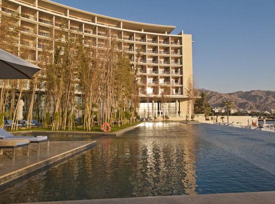 Kempinski Hotel Aqaba Red Sea: Infinity Pool - Kempinski Aqaba