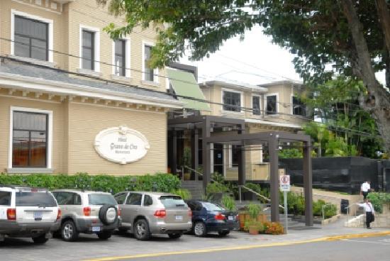 Hotel Grano de Oro San Jose: Hotel